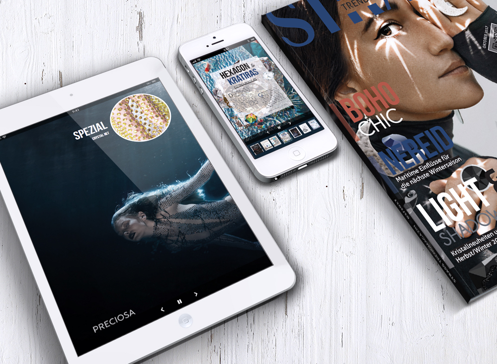 iPad-Magazin STRASS