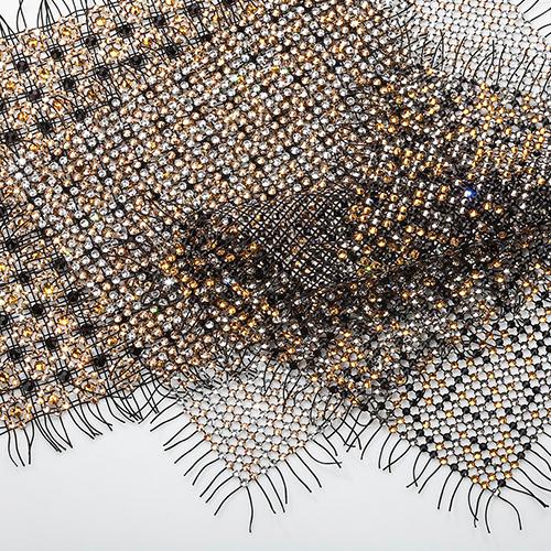 Crystal Net Topaz