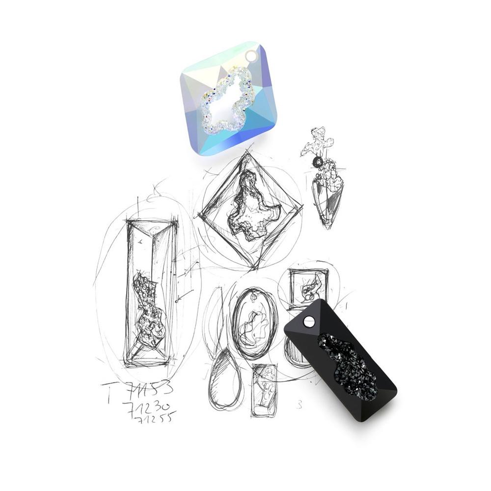 Swarovski Growing Crystals